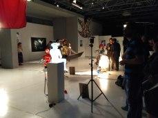 Filming - Γυρίσματα